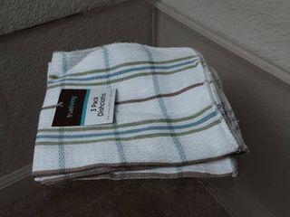 trueliving 3 Pack Dishcloth
