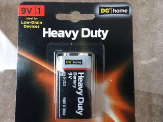 DG HOME Heavy Duty 9v 1
