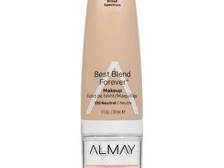 Almay Best Blend Forever Makeup  Neutral  1 fl oz