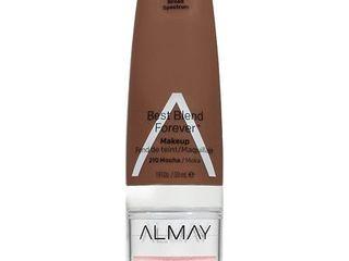 Almay Best Blend Forever Makeup  Mocha  1 fl oz