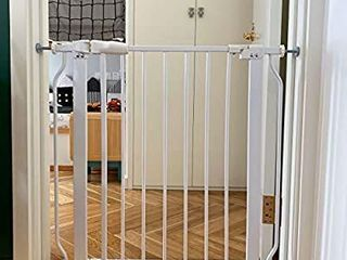 Balancefrom Easy Walk thru safety Gate For Doorways And Stairways With Features    MISSING HARDWARE