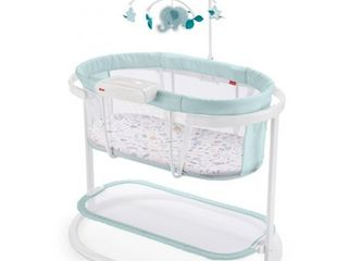 Fisher Price Soothing Motions Bassinet  Pacific Pebble