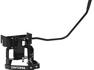 Craftsman CMXGZBF7124586 Garden Tractor Sleeve Hitch  Black
