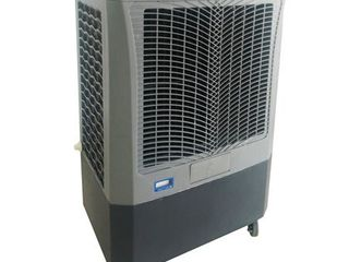 Hessaire MC37M 3 100 CFM 3 Speed Portable Evaporative Cooler   950 Sq  Ft    10 3 Gallons