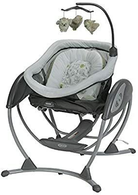 Graco Swing DreamGlider Cradle and Swing  Percy   USED