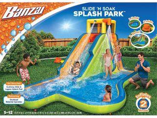 Banzai Slide  N Soak Splash Park