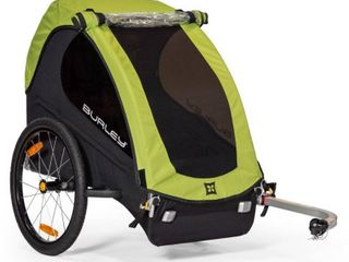 Burley Minnow Kid Bike Trailer   Green