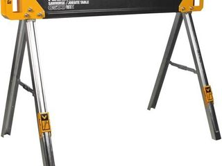 TOUGHBUIlT C500 Sawhorse   Jobsite Table