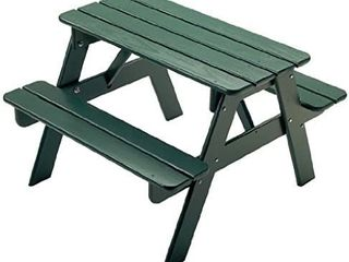 little Colorado Child s Picnic Table  Green