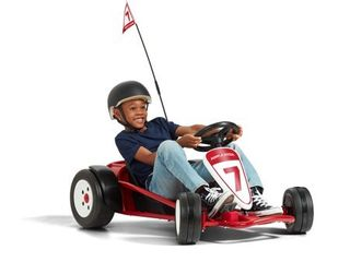 Radio Flyer  Ultimate Go Kart  3 Speeds  24V Battery