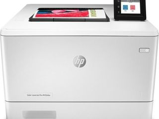 HP   laserJet Pro M454dw Wireless Color laser Printer   White