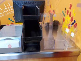 Plastic Display Holders  Napkin Holder