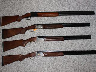 High Grade Shotguns