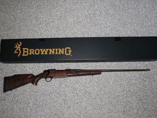 #619 2005 (RMEF) Browning w/ box