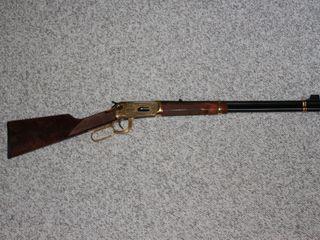 #16 1997 (RMEF) Winchester Model 94 356 WIN Rifle