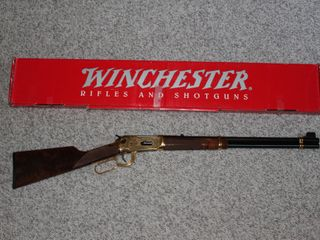 #616 1997 (RMEF) Winchester with box