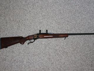 #20 2007 (RMEF) Ruger Model 57/450 338 WIN MAG