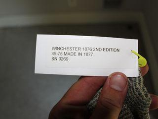 The Super Auction - Fantastic Estate Firearm Collection