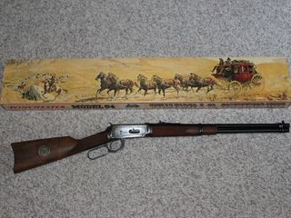 #25 Winchester Model 94 with box