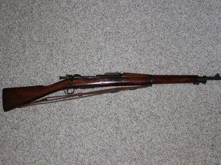 #603 1903 US Reminton 30-06 Bolt Action Rifle