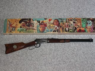 #627 Winchester Model 94 with box