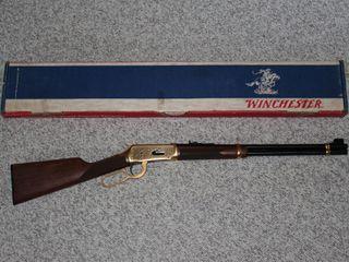 #29 Winchester Model Carbine Michigan Lawman in Box