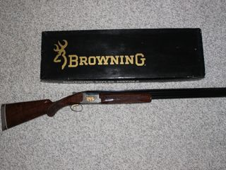 #604 Browning Citori with Box