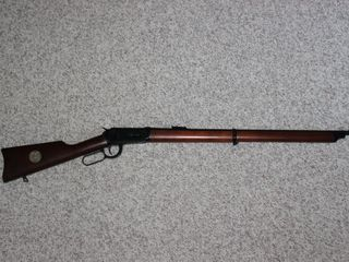 #28 NRA Centennial Musket lever Action