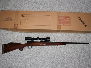 #630 Weatherby New In Box