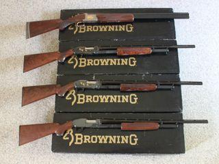 New In Box Browning Shotguns
