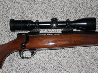#630 Close Up of Scope & Action