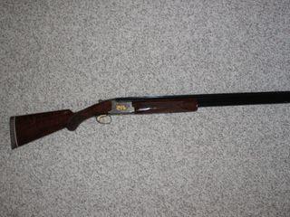 #604 Browning Citori Lighting Filed Over Under 12 Gauge Shotgun