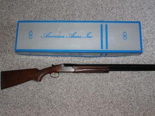 #633 American Arms Model 26