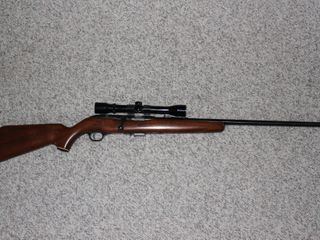 #639 Westernfield Model M822 .22 MAG WMR Rifle