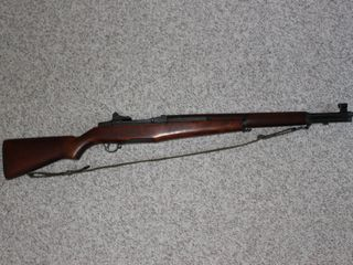 #602 Springfield Armory Model US Military Rifle Cal. 30-M1