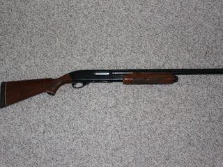 #644 Remington Model 870 Express Combo 12 Gauge Shotgun