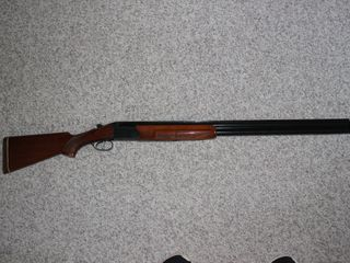 #646 Richland Model 810 O/U 10 Gauge 3 1/2