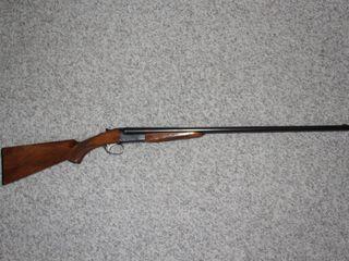 #647 Ithaca Model 100 SXS 20 Gauge Shotgun
