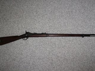 #648 Springfield Armory Model 1873 Trapdoor 45-70 Rifle