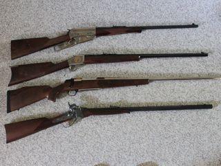 Rocky Mountain Elk Foundation Rifles