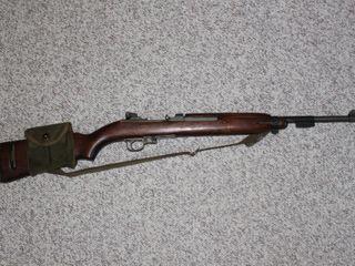 #601 1944 Underwood US Carbine M1 Cal. 30