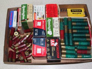 #661 Misc. Shotgun Shell lot incl. mostly 12GA & 20GA