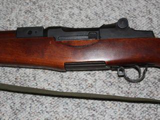 #602 Nice Condition World War II Rifle