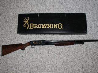 #606 Browning Model M-12 with box
