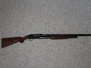 #7 Browning Model M-12 Pump Action 20 Gauge Shotgun