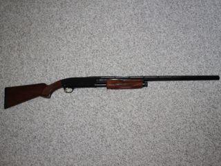 #609 Browning Model Invector BPS 12 Gauge Shotgun