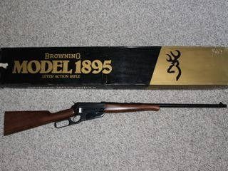 #10 Browning Model 1895 30-40 Lever Action Rifle