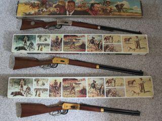 Vintage Commemorative Rifles