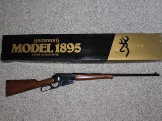 #611 Browning Model 1895 w/ box