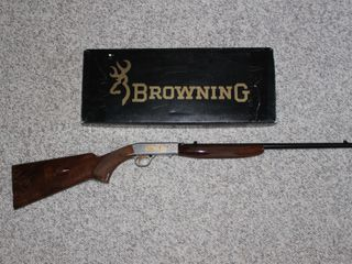 #613 Browning 2011 Shot Show Special .22 LR